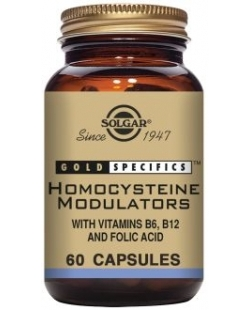 Gs homocysteine modulators 60 cápsulas vegetales